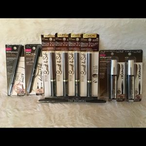 NEW 9 PC Brunette Brow Set